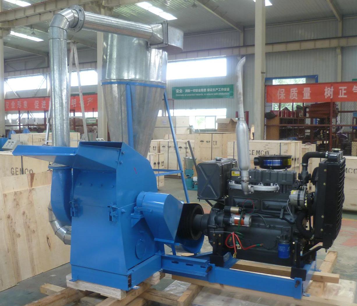 hammer mill TFS 500 diesel