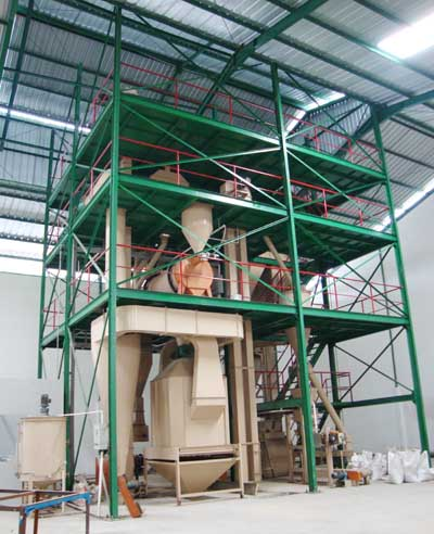 pellet-Production-Line 5th